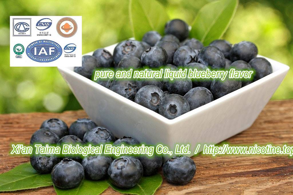 Fruit Flavour Concentrate // Concentrated Blueberry Fruit Flavour (Food Grade)(HOT SELLING)