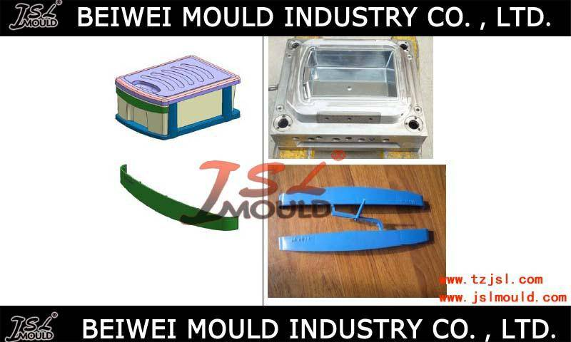 Custom design high quality plastic drawer injection mould