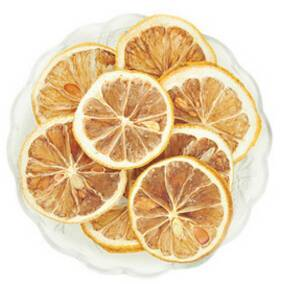 China  Lemon Tea-  Dried Lemon Slice (Fruit Tea Mate)
