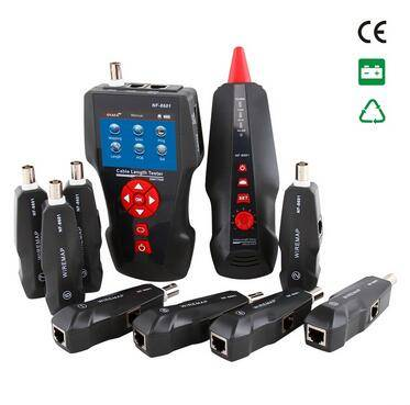 cable length tester Ping & Poe tester