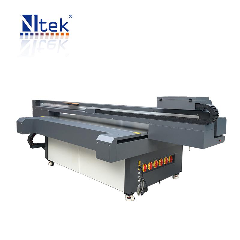YC2513G Ricoh Gen5 Print Head Digital UV LED Flatbed Printer Price