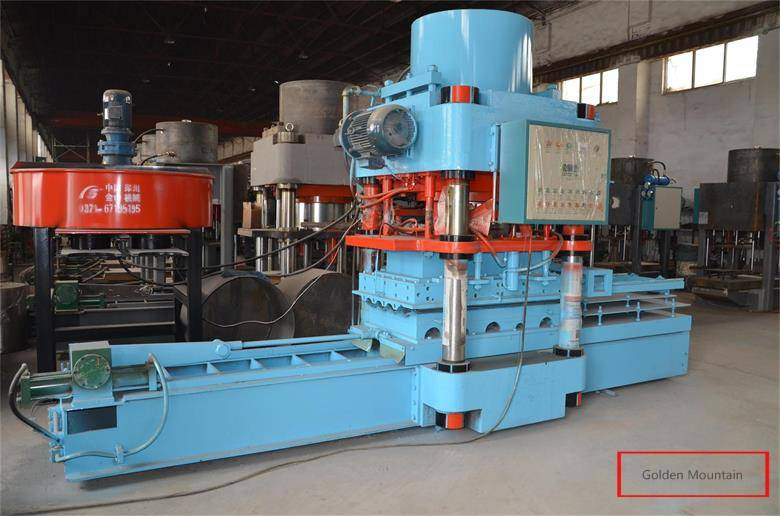2016 New look JS- 600 quality automatic tile making machine