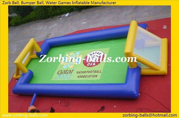 Inflatable Football Pitch, Inflatable Soccer Field, Inflatable Soccer Game