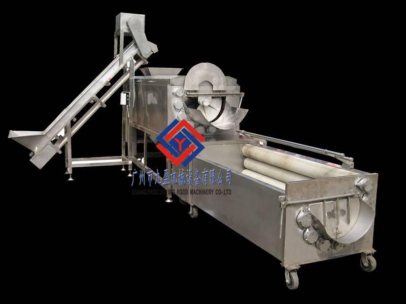 potato processing machinery,potato processing plant,potato production line