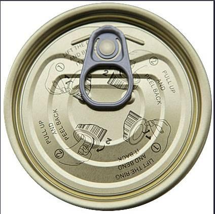 211# tinplate Easy Open End,lids,EOE