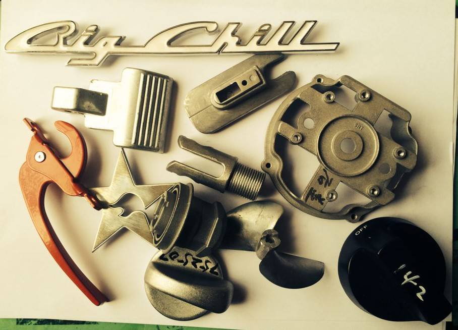 China Manufacturer of Aluminum Alloy Die Casting/Zinc Alloy Die Casting