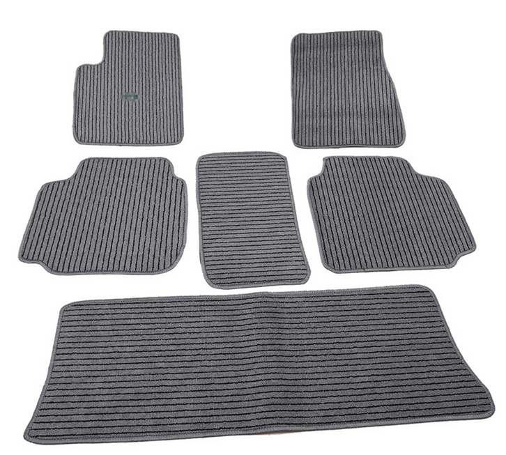Carpet car mats