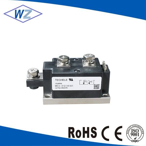 EUPEC SCR phase control thyristor module TZ800N18KOF