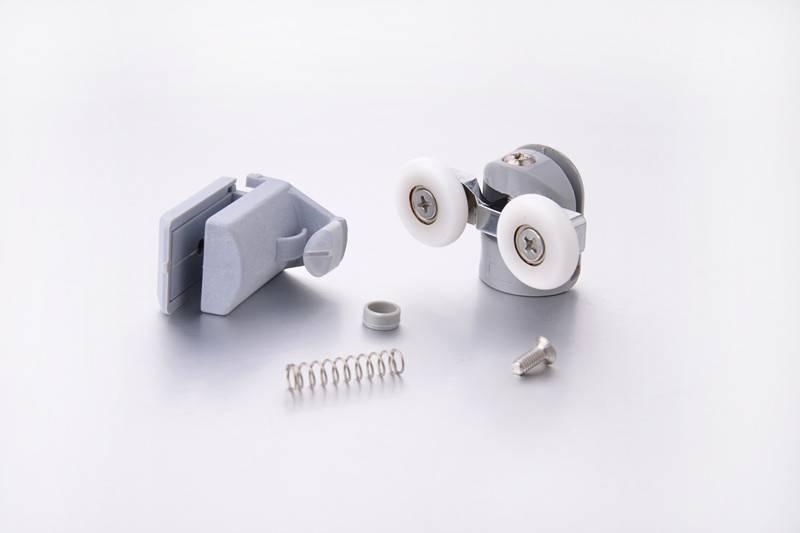Shower roller & hook ( HS003)