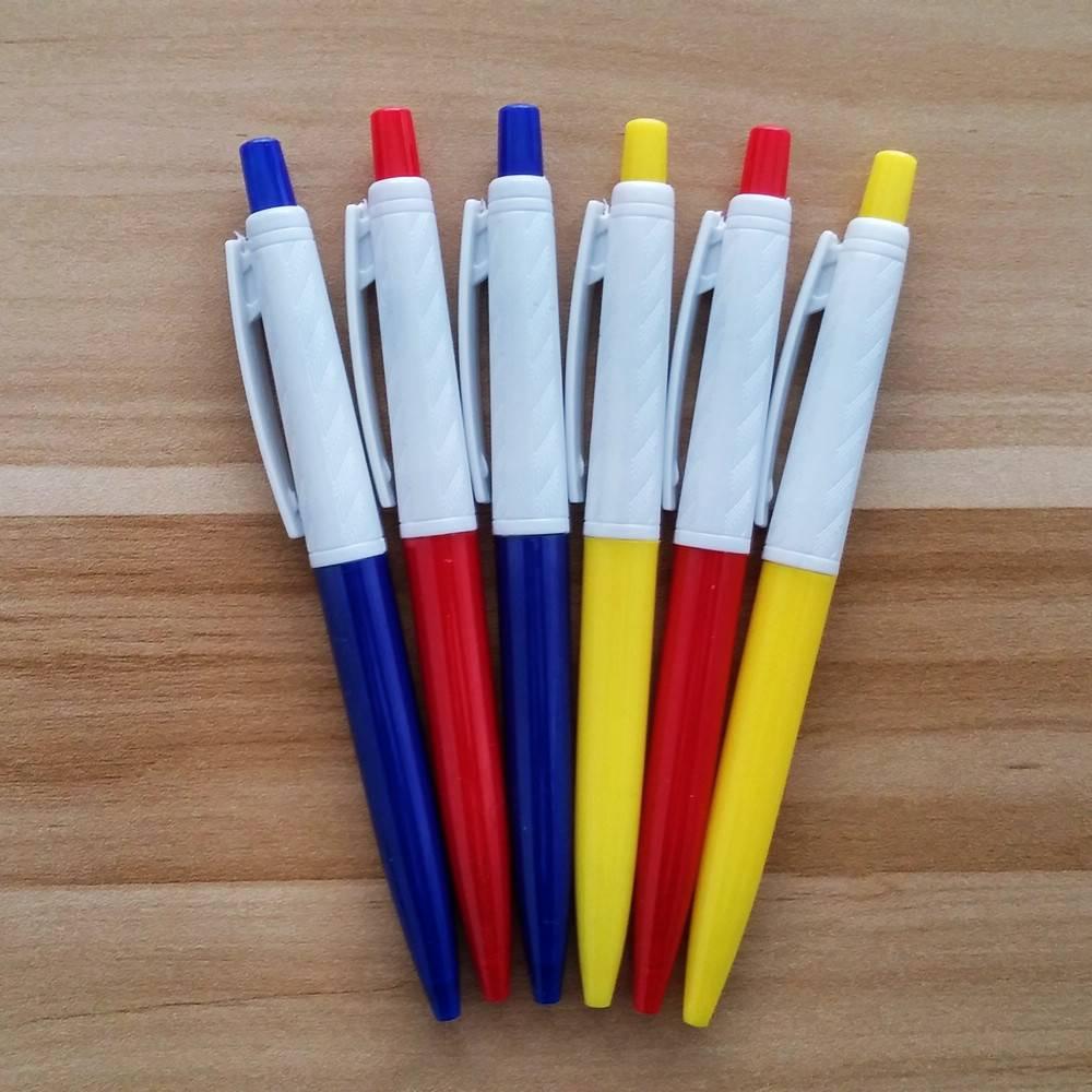cheaper click ball pen, promotion pen