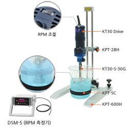 Lab Homogenizer KT30 basic