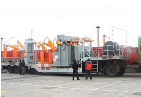 Mobile Transformer Substation