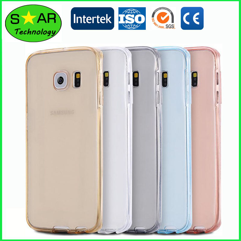 TPU Transparent Phone Case For Samsung