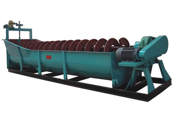 2012 New Spiral Sand Washing Machine