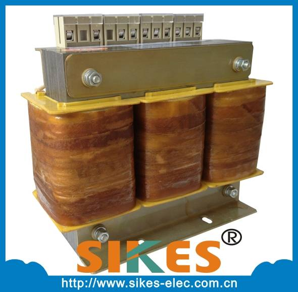 SG dry-type transformer/ three phases