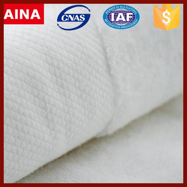 White 100% Cotton Hotel Satin Edge Thick Hand Towel