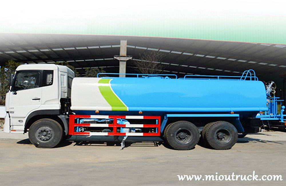 dongfeng 20m3 water tank truck euro 4 for sale