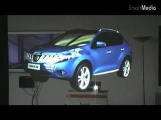 auto adhesive rear projection screen film(high contrast,vivid performance)