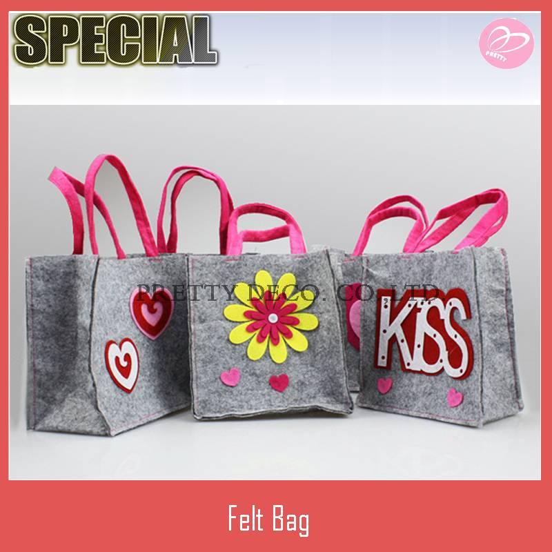 Gift wholesale felt bags