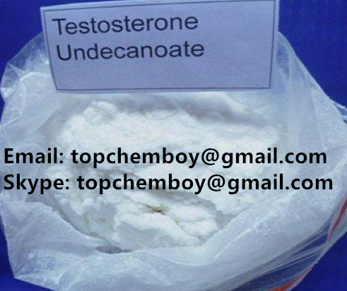 Testosterone Undecanoate / Andriol CAS:5949-44-0 Raw Steroid Powder bodybuilding