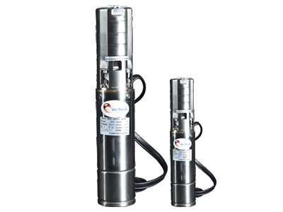 DC 24V Brushless Submersible Pump