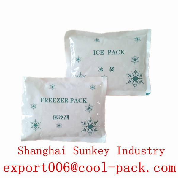 durable freezer gel ice bags for seafoods