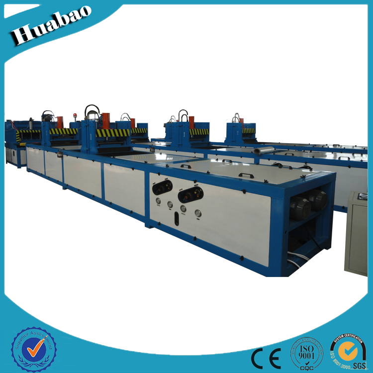 FRP profile machine pultrusion equipment