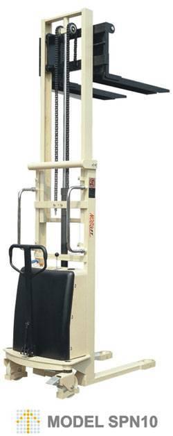 Semi-electric Stacker SPN10/SPN20