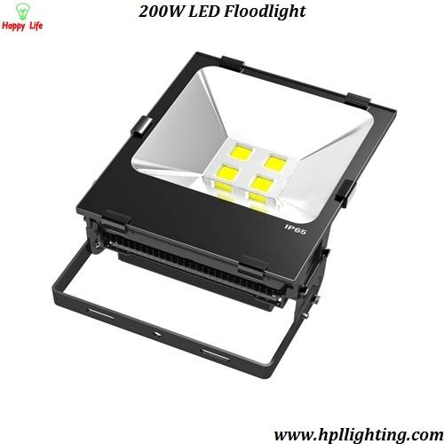 200W LED Flood Lighting