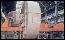Turbo Centrifugal Fan Plant