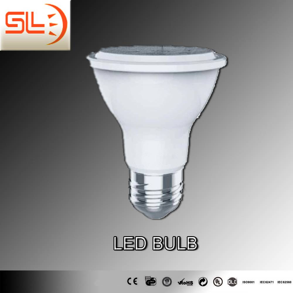 Efficient E27 3W LED Bulb Like Torch
