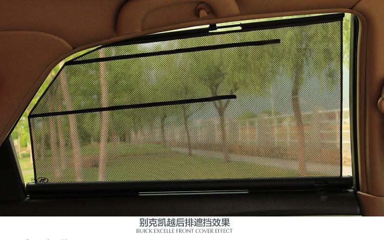 custom fit car sunshade automatic car sunshade