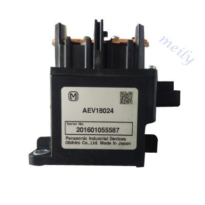 AEV18024 Panasonic automative relay 80 A huge savings from Meily industrial parts