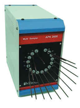 APK2600 Multi Sampler
