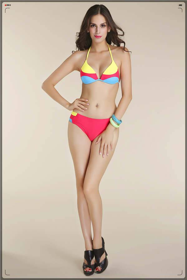 Summer triangle top bikini swimwear,brazilian bikini
