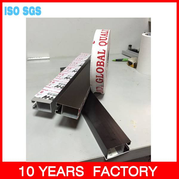 High adhesive strength with no residual adhesive on attached surface Protection tape film