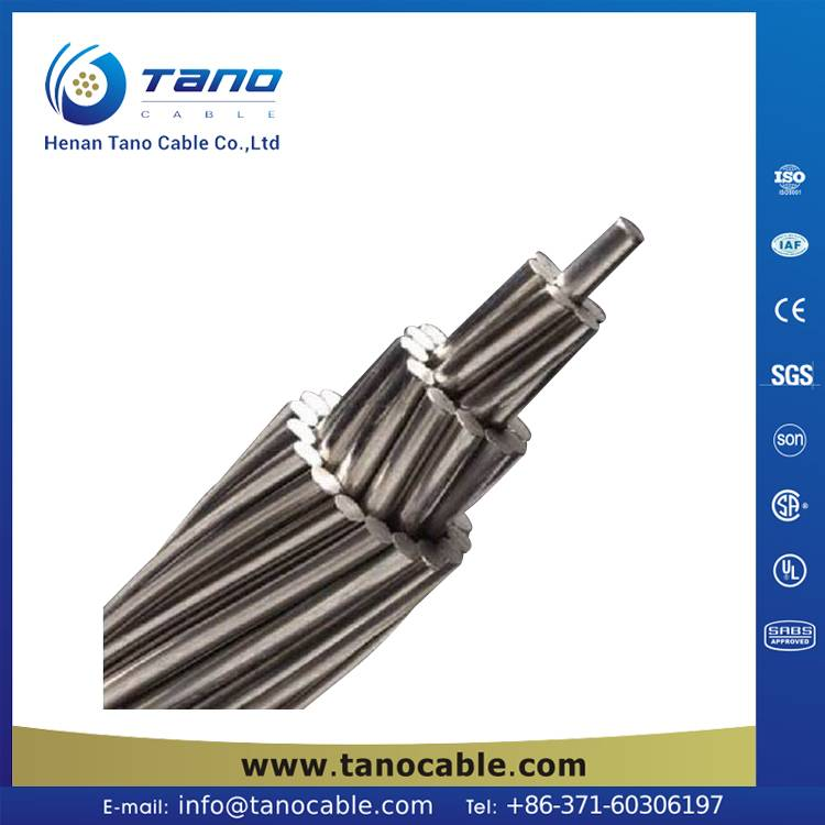 10% discount ACSR conductor of tano cable