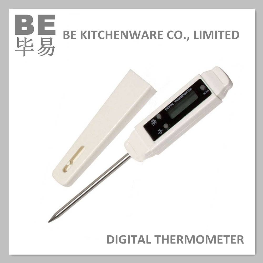 Pen type high quality digital milk coffee thermometer