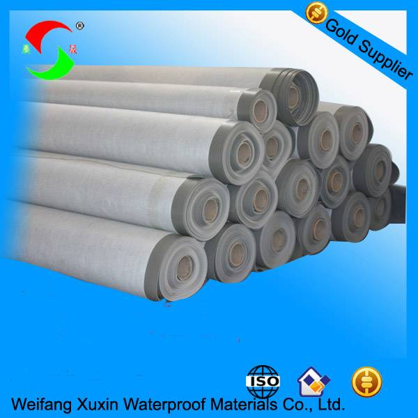 1.2mm/1.5mm/2mm pvc waterproof membrane