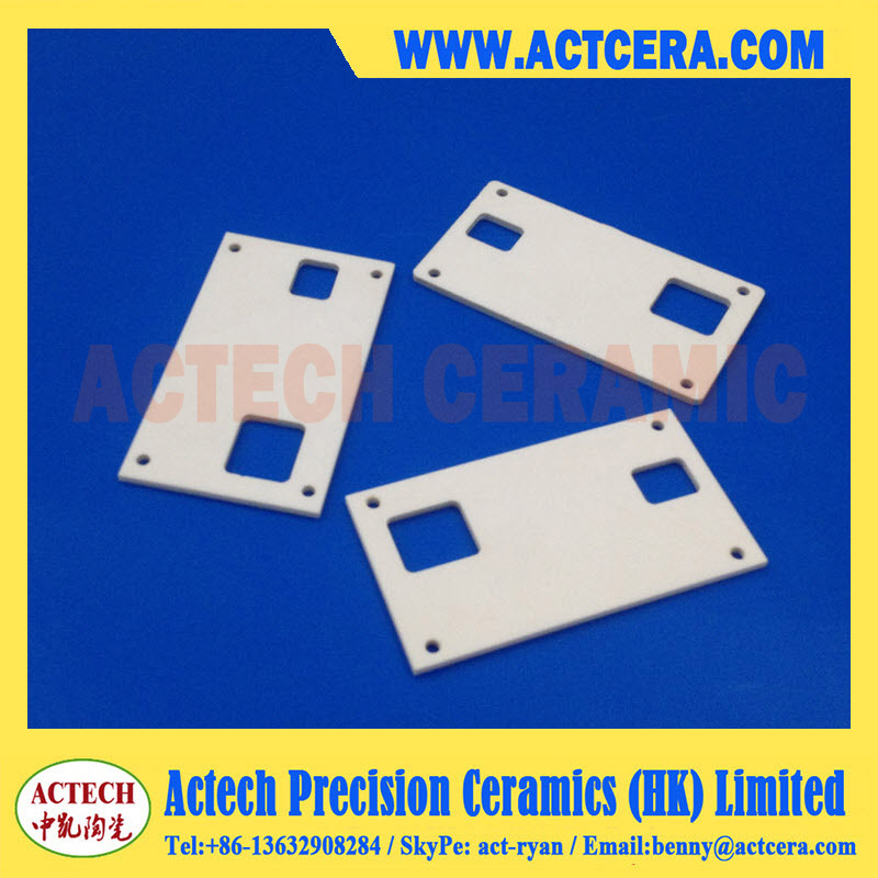 Laser cut ceramic Substrates