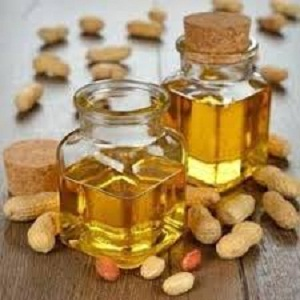 Organic Unrefined & Cold Pressed Groundnut Oil