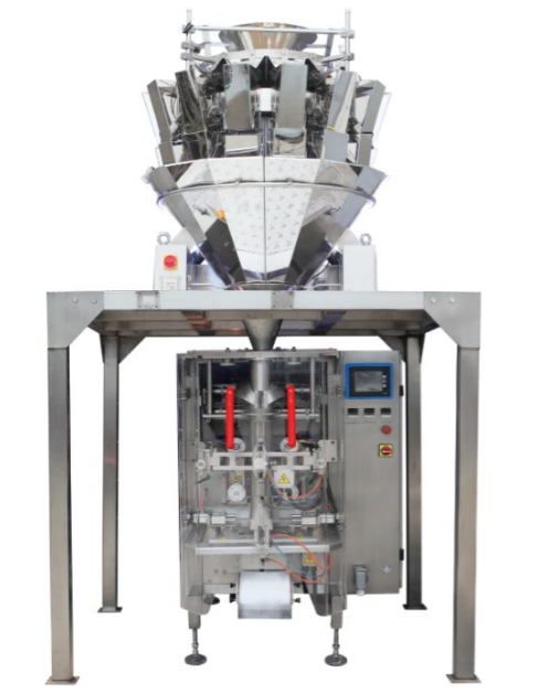 Multi head weigher automatic sachet packing line