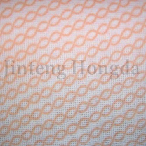 Disposable spunlace nonwoven fabric for Sanitation materials