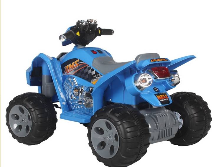 all-terrain vehicle Child electric bicycle electric child four wheel motorcycle atv car video game b
