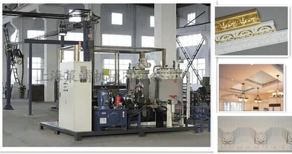 Polyurethane Room Decoration Foaming Machine