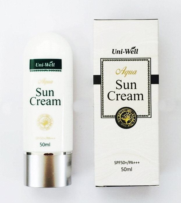 Natural Sunblock Cream