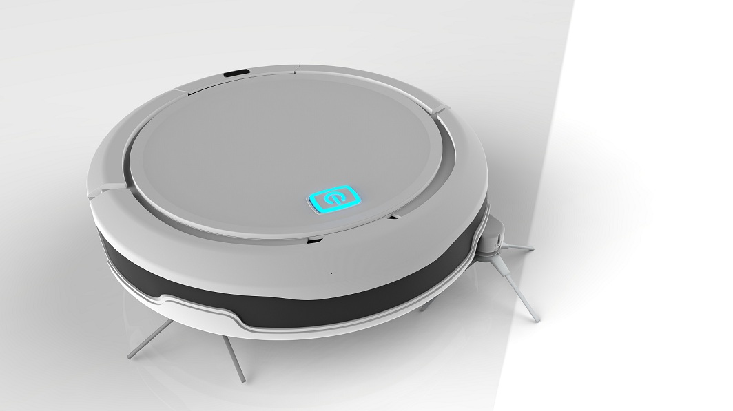 2017 Spring New Robot Vacuum Cleaner with Auto Cleaning and Mapping Technology