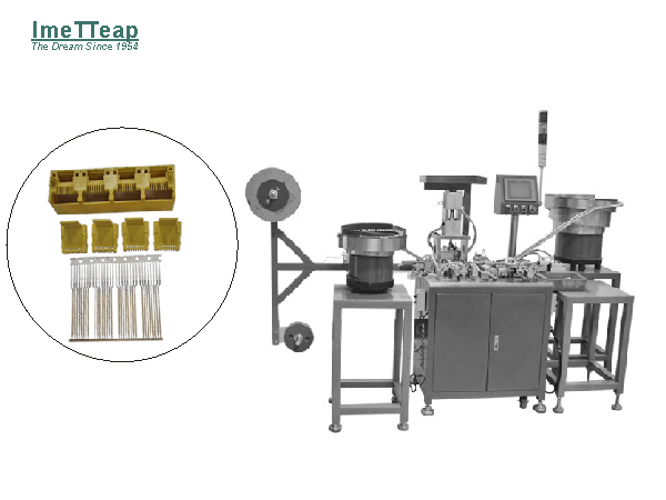 4P RJ Connector Assembly Machine