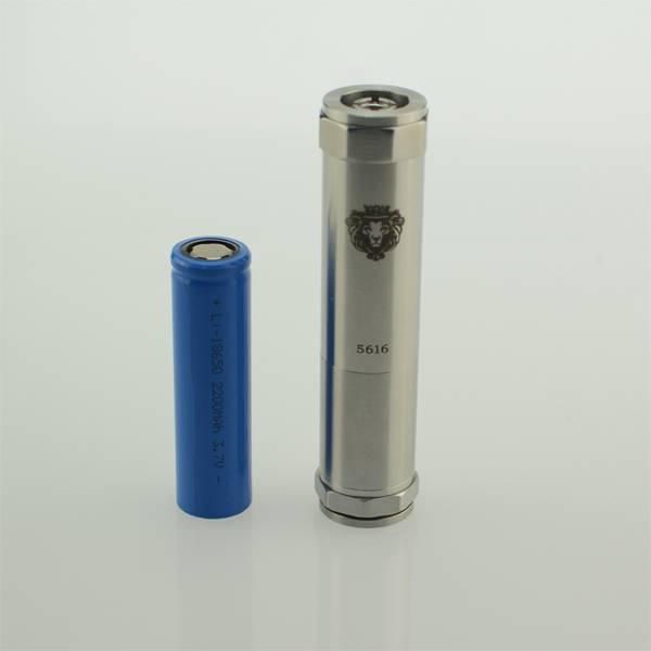 KING MOD 2014 Newest e-cigarette mechanical MOD Stainless Steel Nemesis Mod /Chiyou Mod/ King Mod