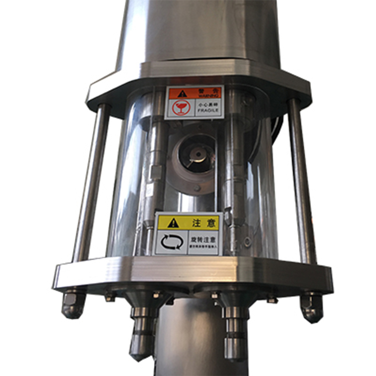 0.1~10g small dose filling auger filler machine
